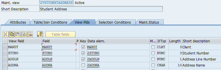 lock objects in sap technical