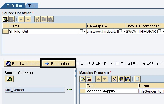 create-message-mapping-parameters