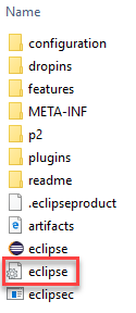 Configure eclipse .ini file with JDK path