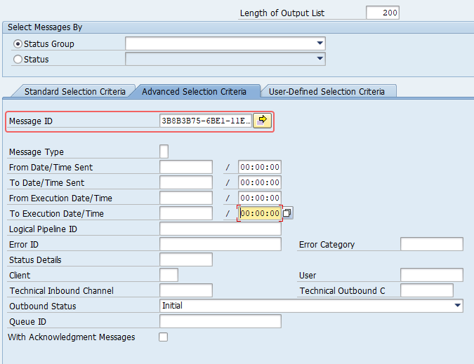 File to Inbound Proxy Scenario SAP PI/PO Single Stack - Exchange Rates