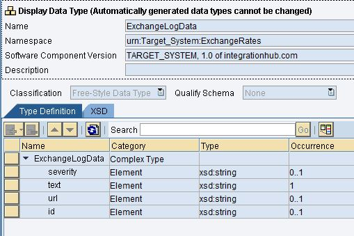 ExchangeLogData Data Type in ESR